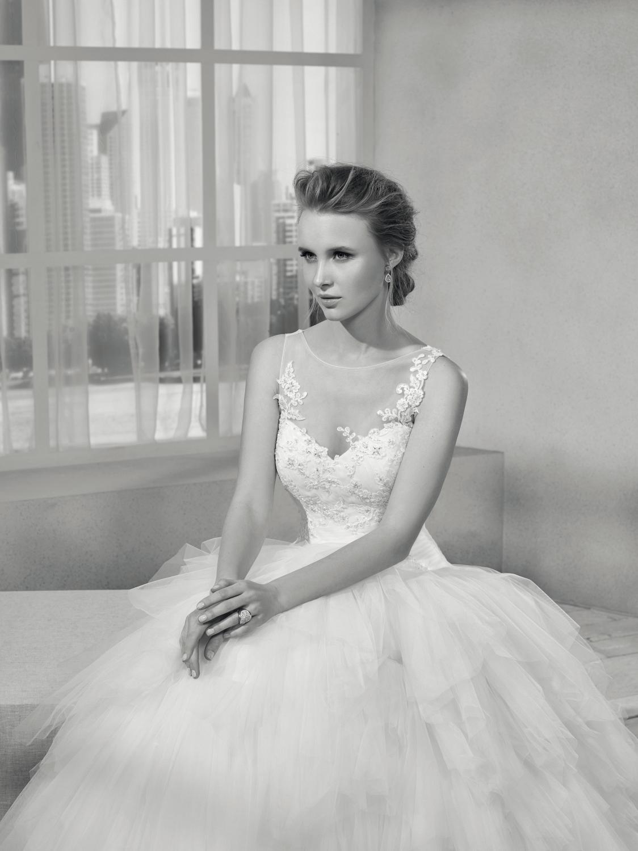 celli-spose-collezione-sposa-2019-divina-sposa-19135_2285 B&W
